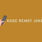 Kode Remot Joker