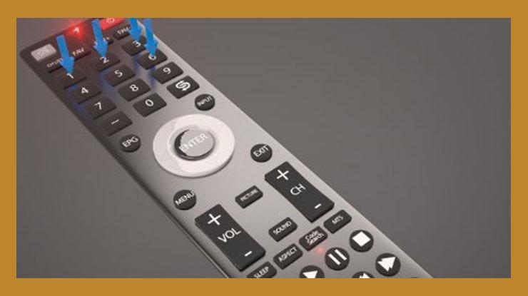 Cara Memasukan Kode Remot Untuk TV Konka