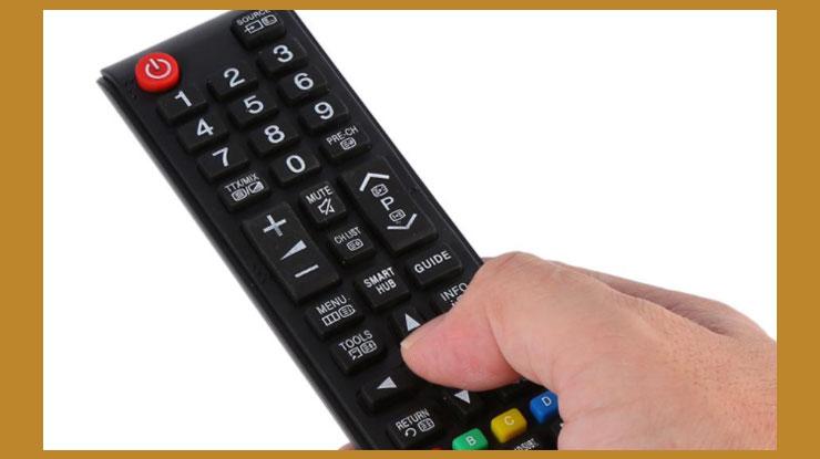 Cara Memasukan Kode Remote TV Samsung