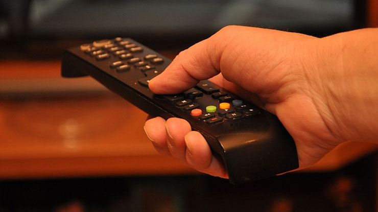 Cara Setting Remot Universal TV Sharp