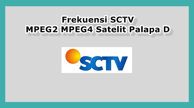 Frekuensi Surya Citra Televisi Palapa D