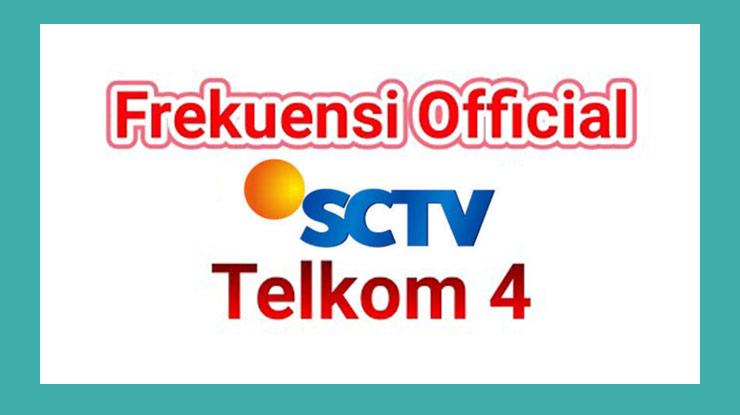 Frekuensi Surya Citra Televisi Telkom 4