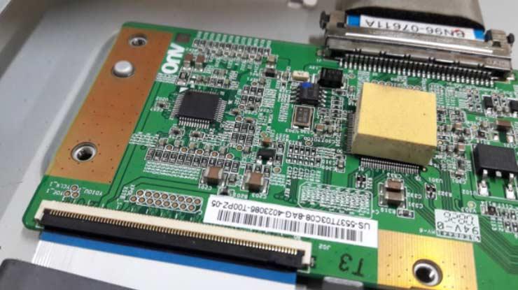 Kerusakan IC Tertentu