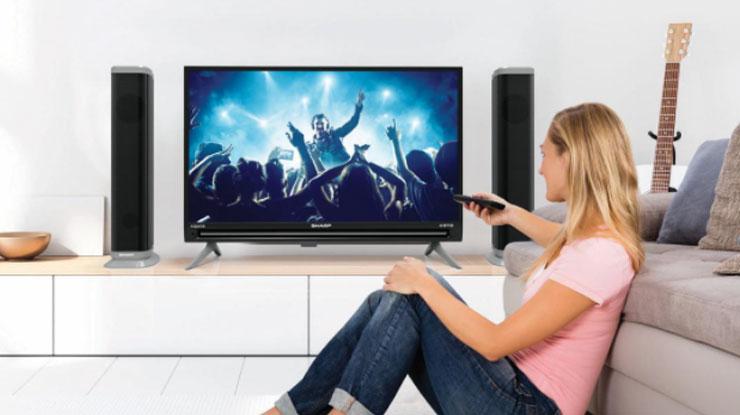 Kode Remot TV LED LCD Sharp