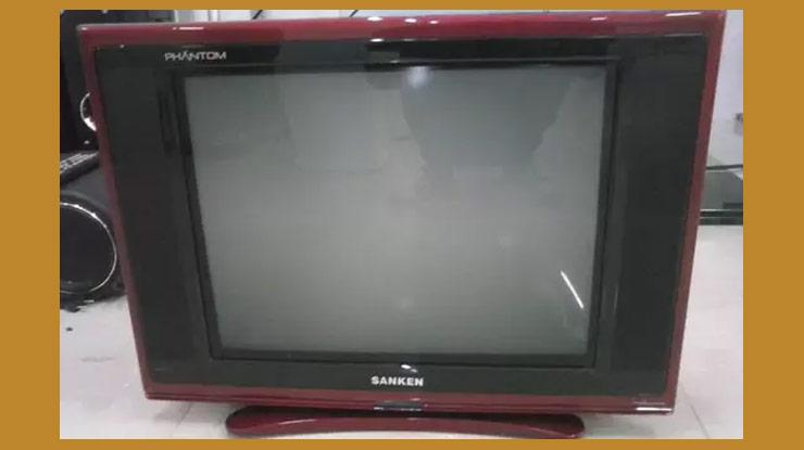 Kode Remot TV Sanken Phantom