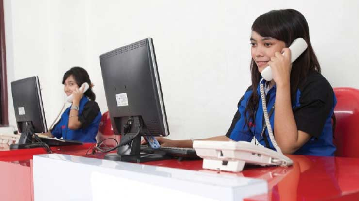 Layanan Call Center TV Toshiba