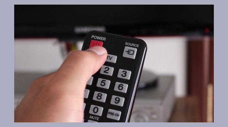 Membuka Password TV Philips Yang Terkunci