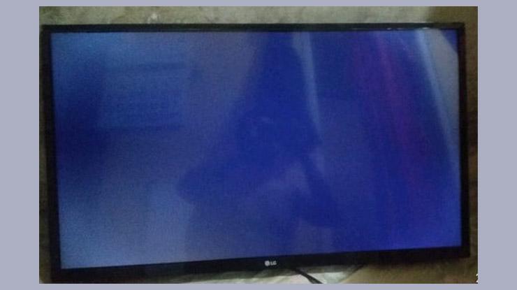 Penyebab TV LED Gambar Biru