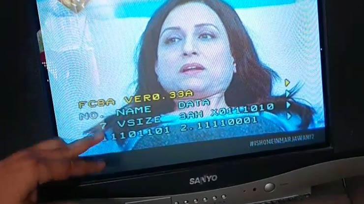 Service Kode TV Sanyo