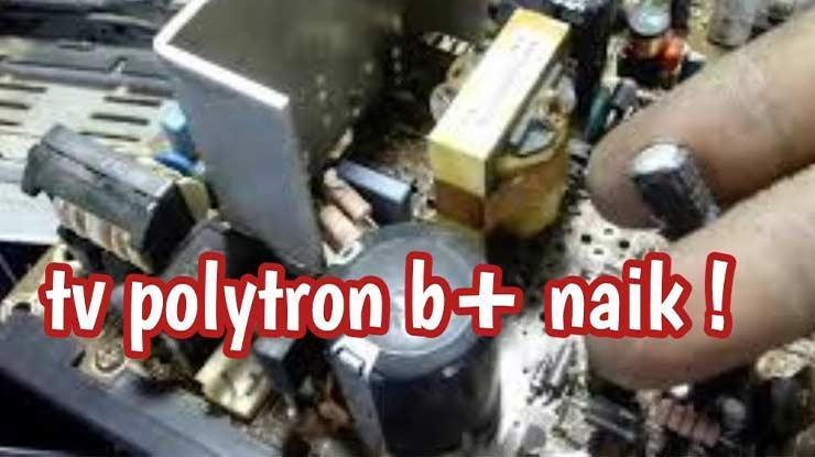 TV Polytron Slim B Over