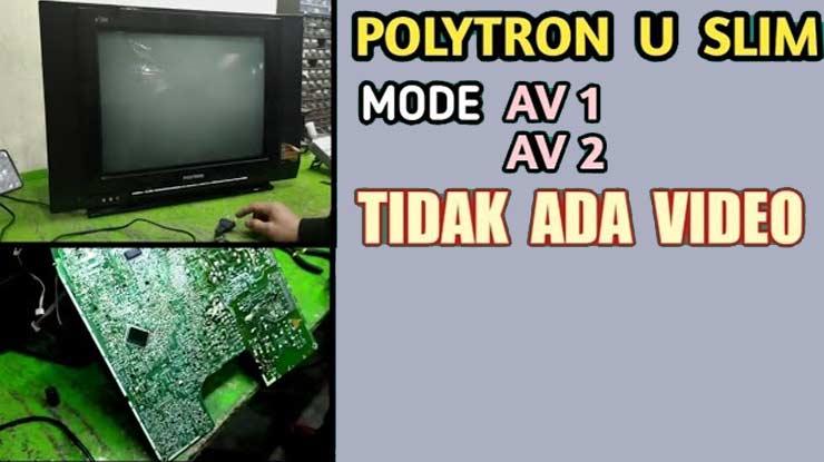 Mode AV Hilang