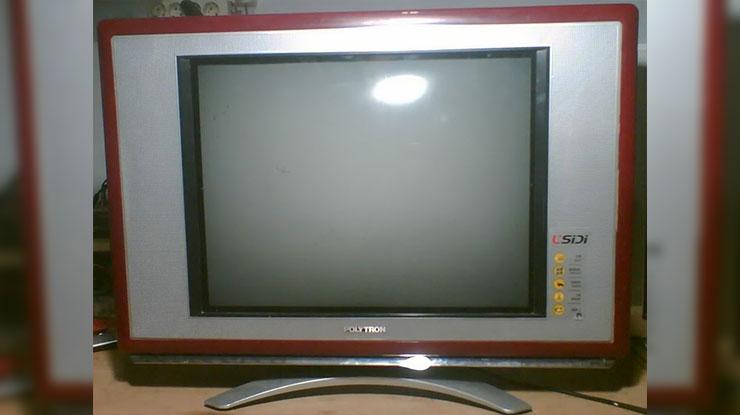 TV Polytron Slim Protek