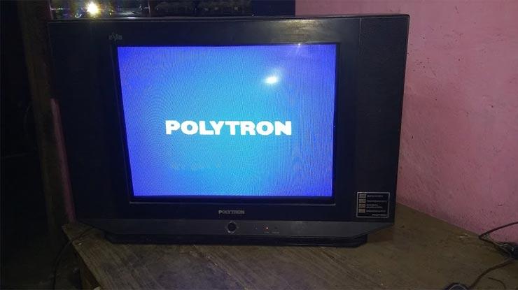 TV Polytron Slim Tidak Ada Siaran