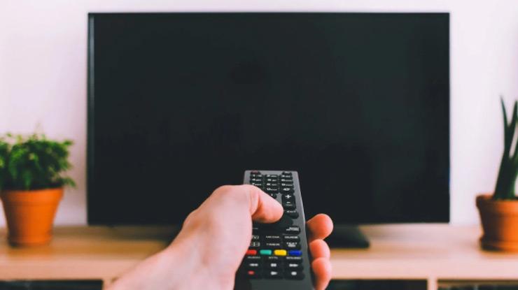 Terdapat Penghalang Pada Sensor TV