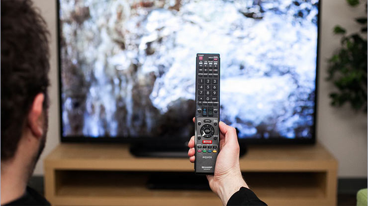 Cara Reset Ulang TV Sharp