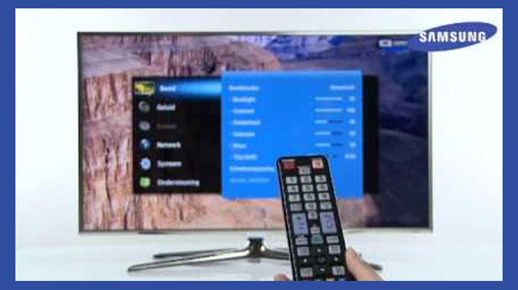 Cara Upgrade Firmware pada TV Samsung