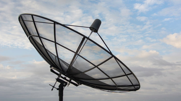 Frekuensi RTV Di Jalur C Band 2
