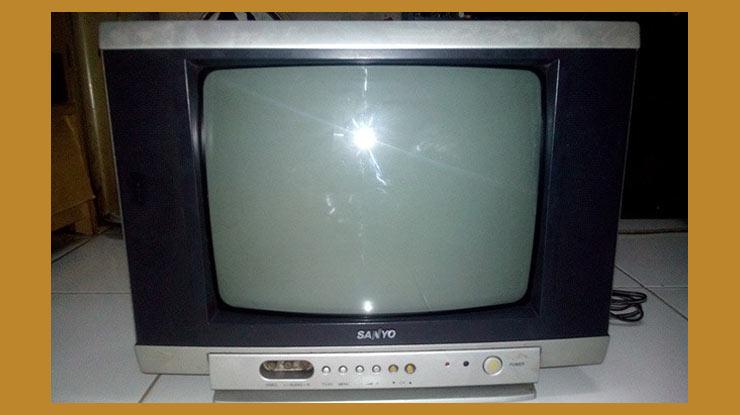 Kode Remot TV Sanyo Tabung