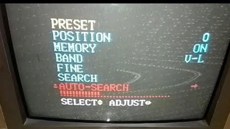 Memprogram Channel TV Samsung Tabung