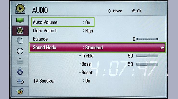 Memprogram Sistem Suara Berbagai Merk TV
