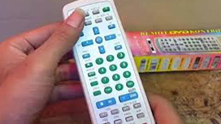 Setting Remot Multisonic TV Changhong