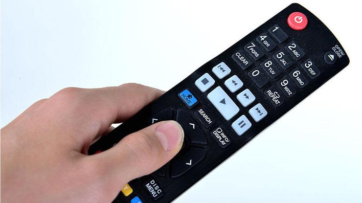 Setting Remot Universal Pada TV LG
