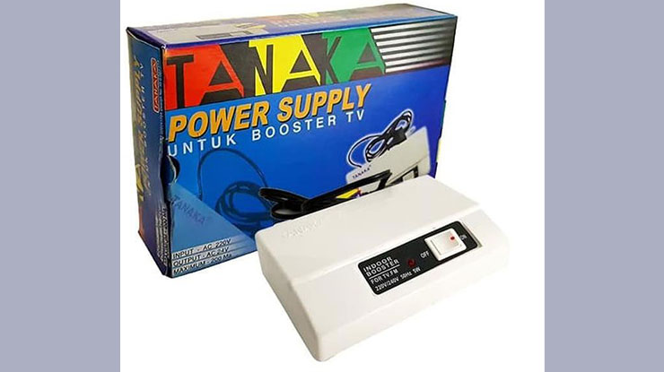Tanaka Power Supply Booster