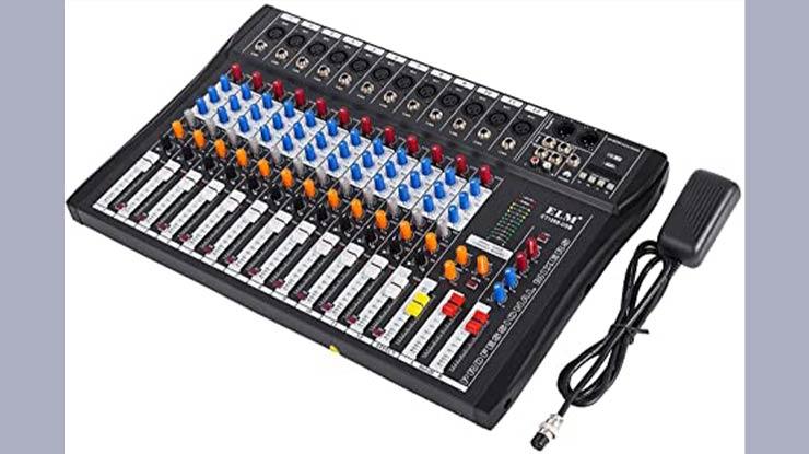 Rekomendasi Mixer Audio Terbaik 1
