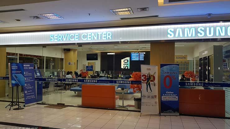 Alamat Service Center TV Samsung kota solo