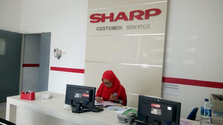 Alamat Service Center TV Sharp Di Berbagai Kota