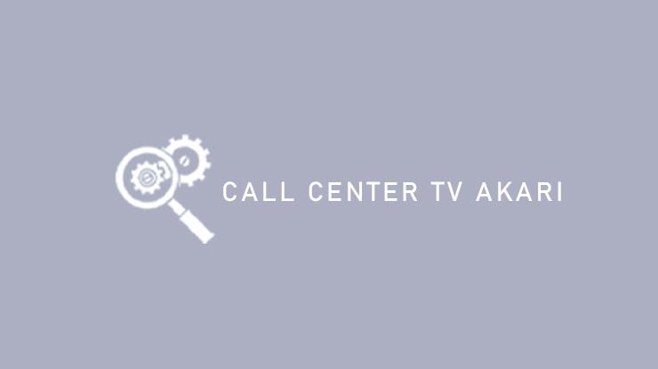Call Center TV Akari