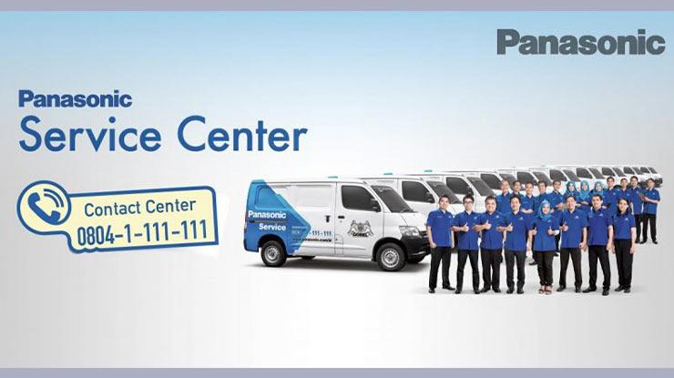 Call Center TV Panasonic.