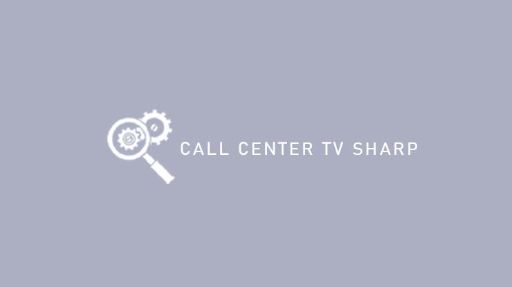 Call Center TV Sharp