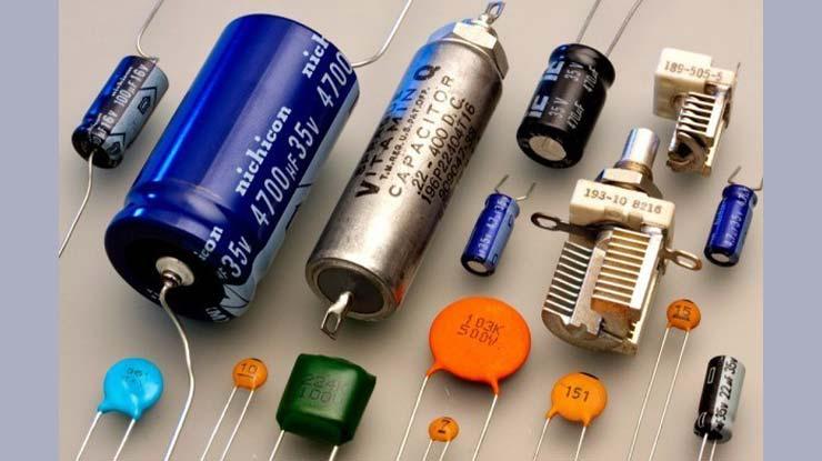 Komponen Pada Rangkaian Power Supply TV LED Polytron