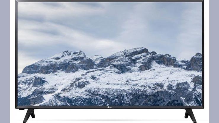 Service TV LED LG Layar Gelap