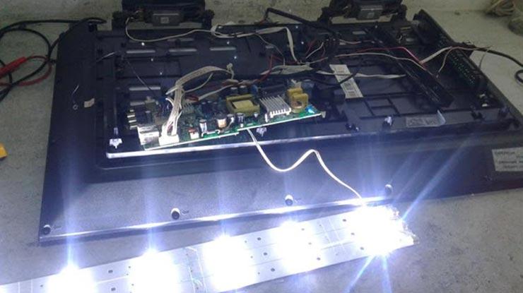 TV Changhong Backlight Inverter Protek