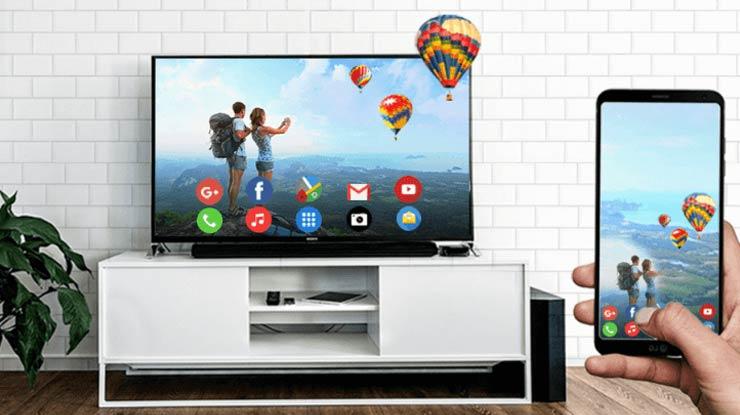 Cara Menghubungkan HP ke TV Tanpa Kabel Sesuai Merk