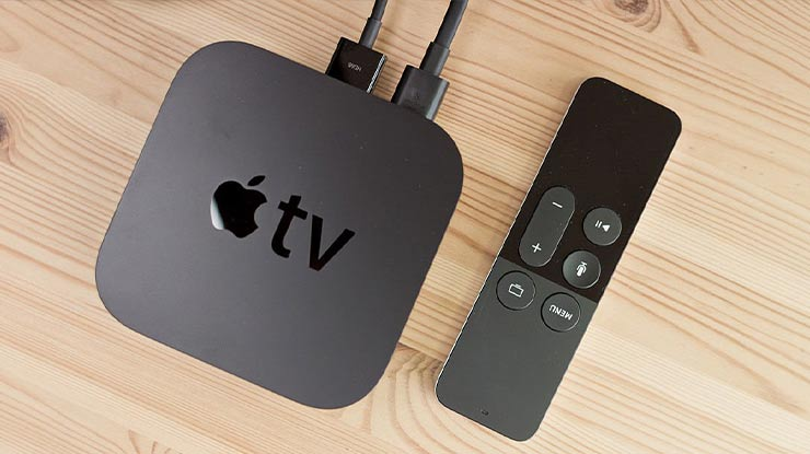 Cara Nonton Memakai Apple TV