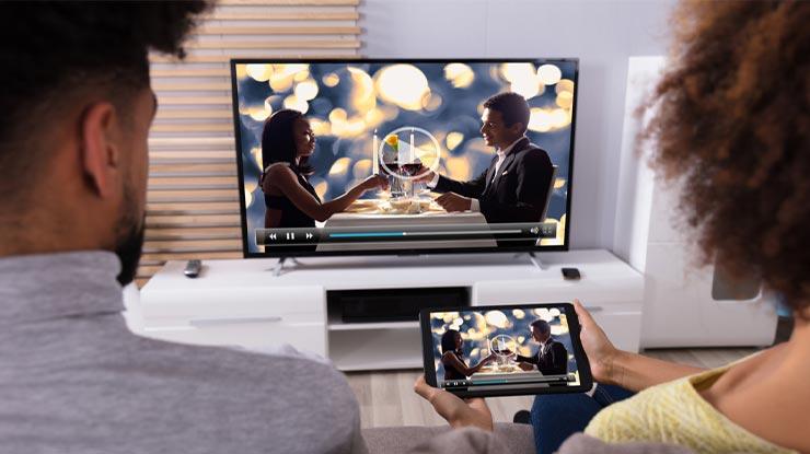 Cara Nonton Menggunakan Netflix 2nd Screen