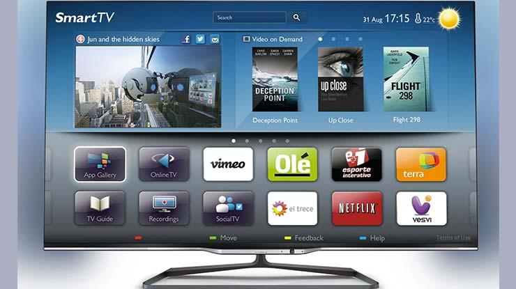 Cara Nonton Netflix di Smart TV