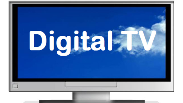 Cara Setting TV Digital.