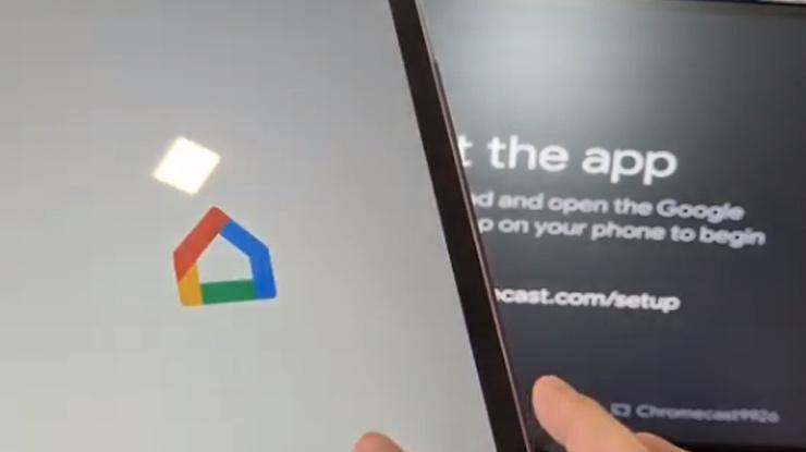 Google Chromecast terlebih dahulu