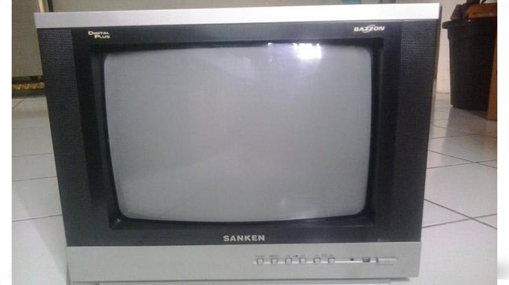 Kode Remot TV Sanken Bazzon.
