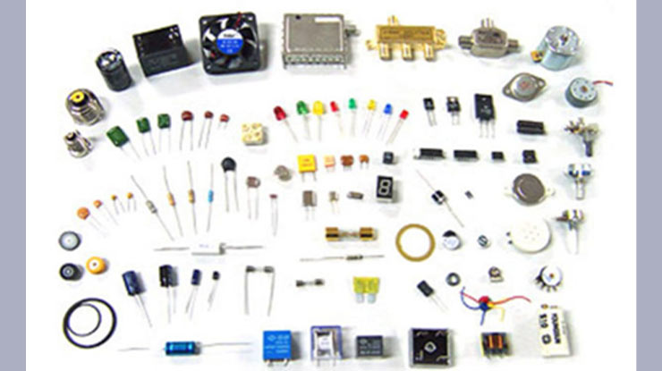 Komponen Penting Pada Regulator TV LCD Sharp Aquos