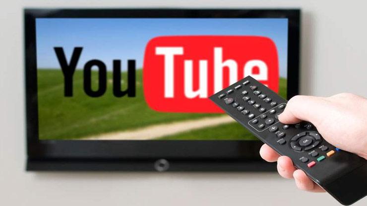 Nonton Youtube di TV
