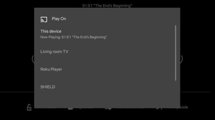 Pilih perangkat yang akan digunakan untuk nonton Netflix