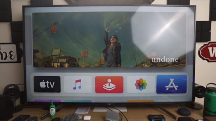 Pindahkan saluran TV ke Apple TV