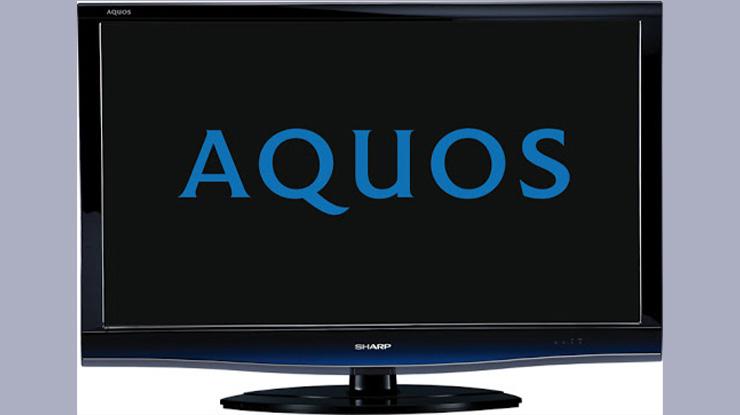 Skema Regulator TV LCD Sharp Aquos. 1