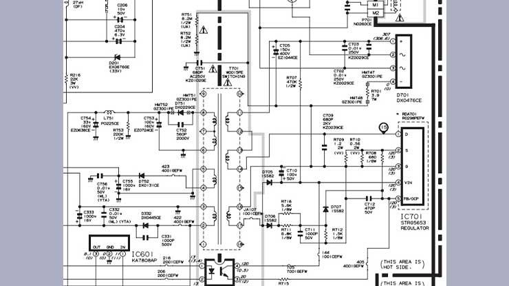 Skema Regulator str g5653