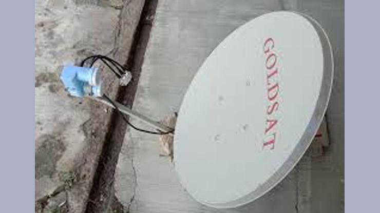 Cara Mencari Sinyal Parabola Goldsat.